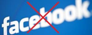 kako izbrisati facebook